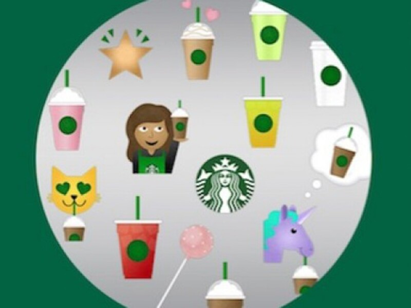 ¿Amas la cafeína y a los emojis? Entonces la cadena más famosa de café ha hecho tus sueños realidad.