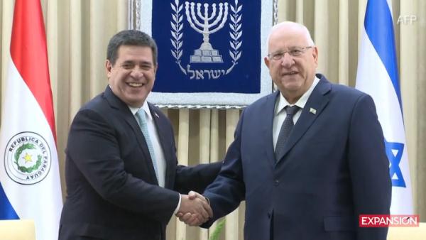 Paraguay-Jerusalen-embajada-Israel-AFP