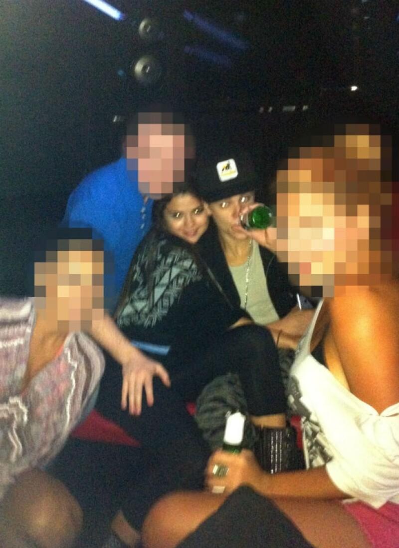 En el pasado Selena rechazó los excesos de Justin.
