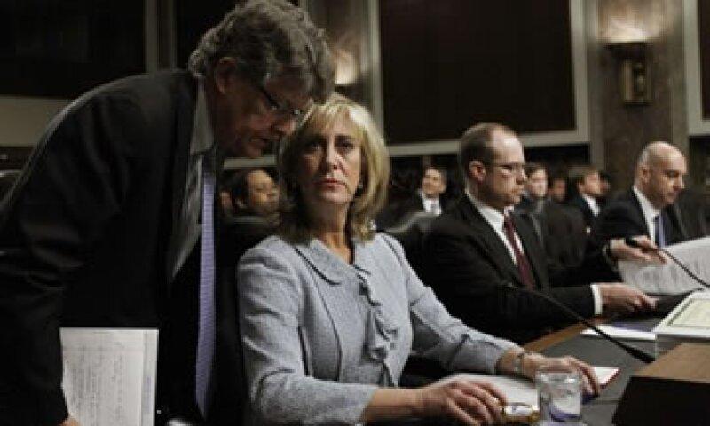 El reporte del Senado culpó a Drew y a otros altos cargos de no hacer lo suficiente para controlar el riesgo de las operaciones.  (Foto: Reuters)