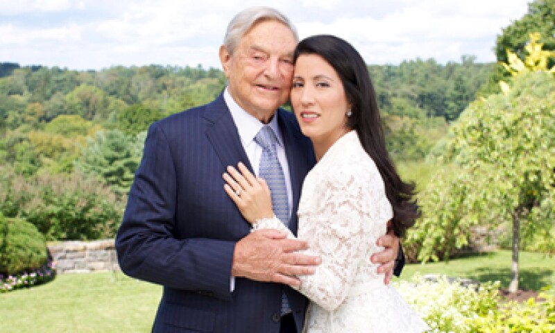Soros conoció a Tamiko Bolton en una cena en 2008. (Foto: Reuters)