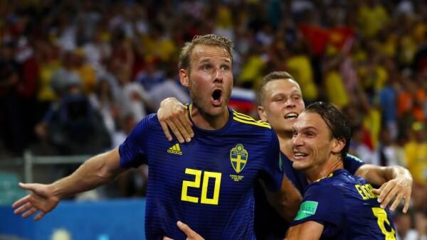 Suecia Rusia 2018