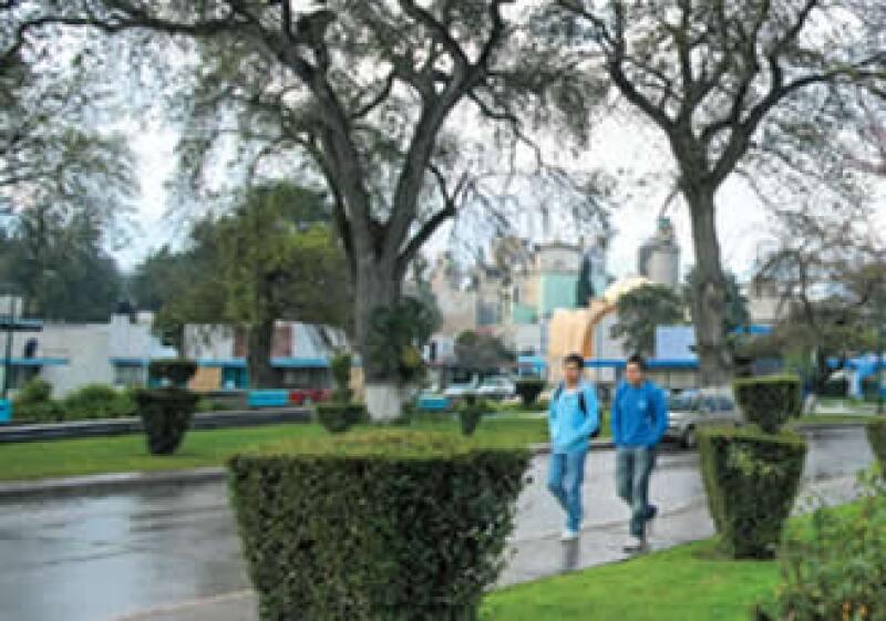 Ciudad Cooperativa Cruz Azul se mantiene gracias al apoyo que recibe de una SA. (Foto: Adán Gutiérrez)