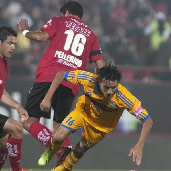 Xolos vs Tigres2