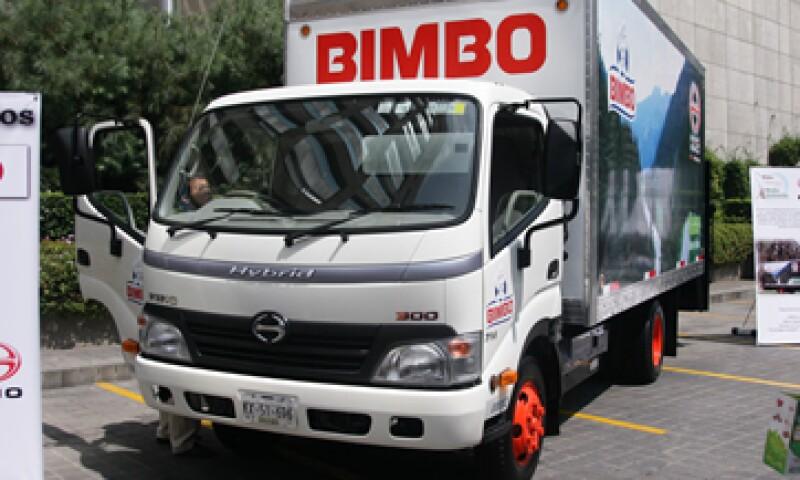 El 35% del portafolio de Grupo Bimbo tiene menos azúcar. (Foto: Cuartoscuro )