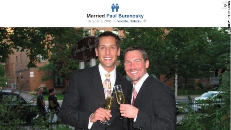 matrimonio parejas mismo sexo