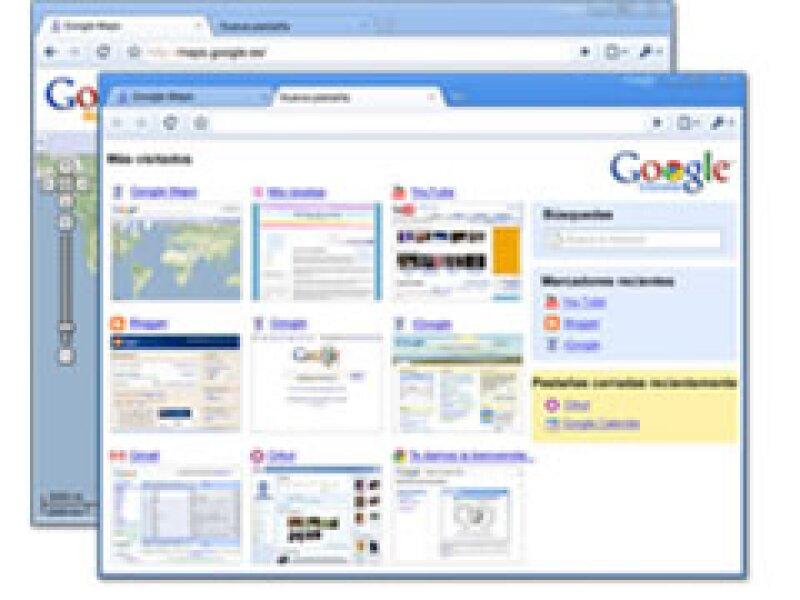 Google Chrome tiene su anuncio en tv. (Foto: Cortesía)