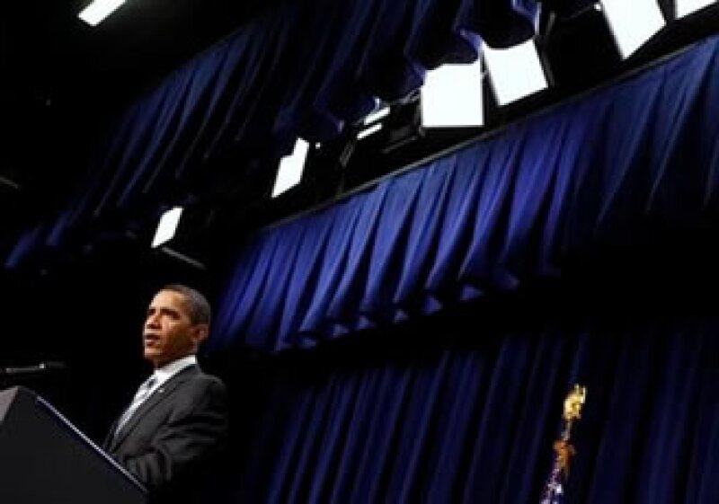 El presidente estadounidense admitió que aún falta muco para lograr la recuperación de la economía de su país.  (Foto: AP)