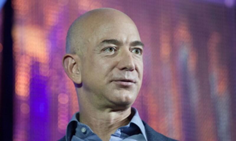Jeff Bezos compró al diario hace un año. (Foto: Getty Images)
