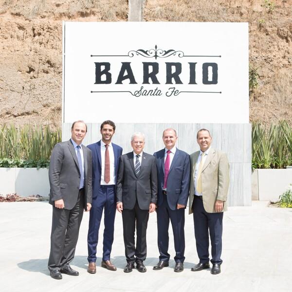 Apertura VIP de Barrio Santa Fe