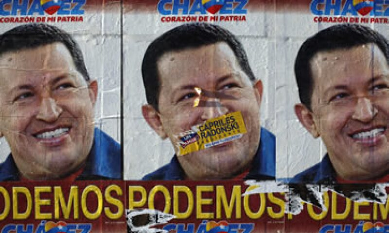 Hugo Chávez asegura que ganará por millones de votos, por lo que ironizó respecto a los venezolanos en Miami. (Foto: Reuters)