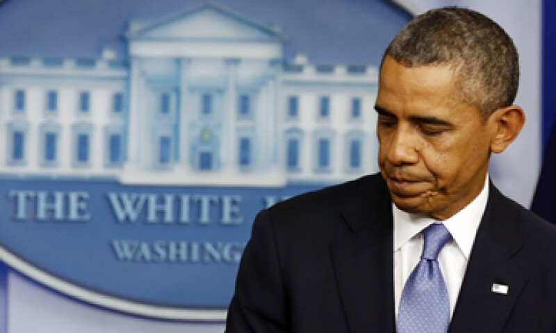 Obama acusó a los republicanos de la Cámara de Representantes de fabricar una crisis. (Foto: Reuters)