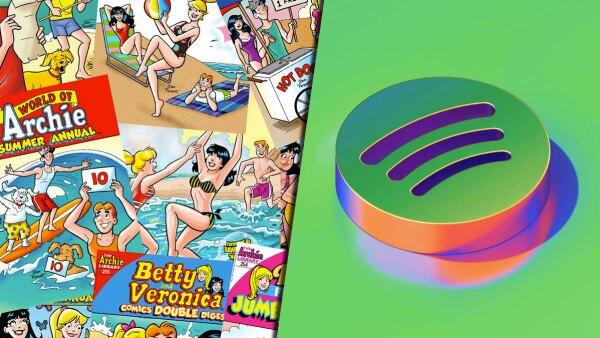Archie Comics y Spotify