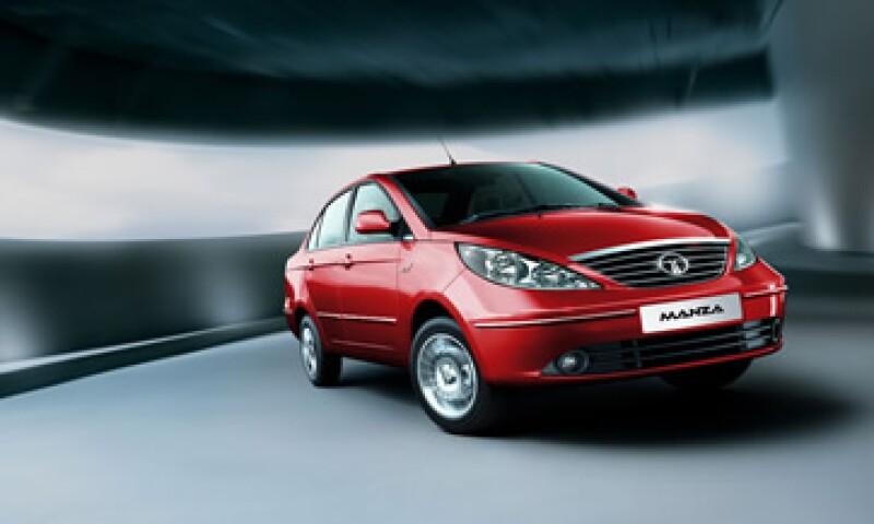 El Manza es uno de los vehículos que se rumora podrían producirse en México por la empresa india. (Foto: Tomada de tatamotors.com)