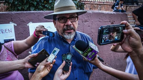 Periodista asesinado