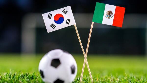 Corea y México