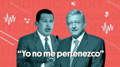 Yo no me pertenezco Chavez y AMLO