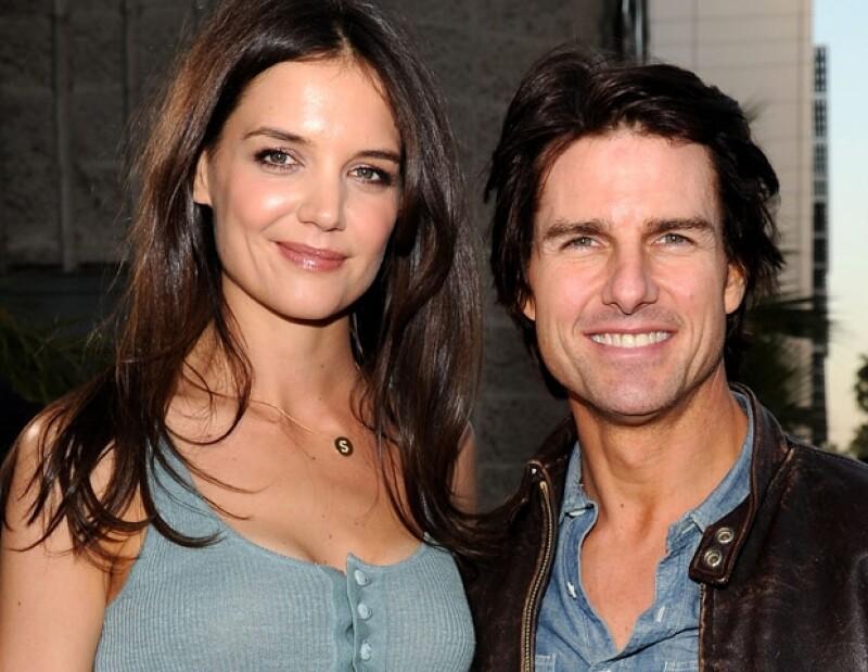 Tom Cruise eligió la ciudad del amor para pedirle matrimonio a Katie.
