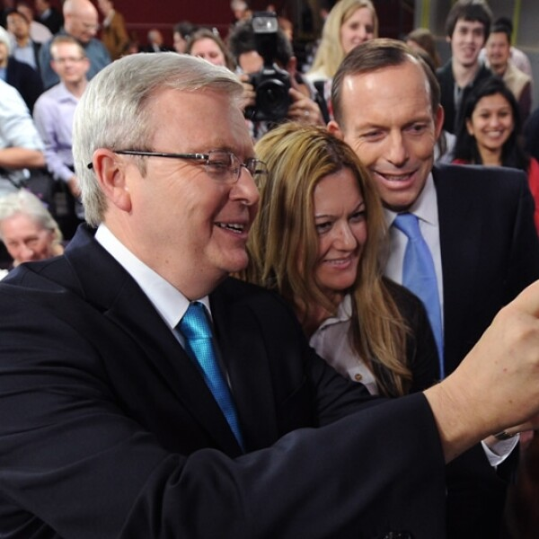 Kevin Rudd Tony Abbott Nada Makdessi