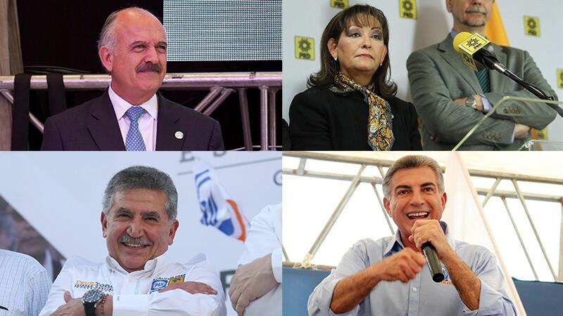'Chacho' Barraza es uno de los políticos que aparecen en el padrón, aunque él rechaza ser priista