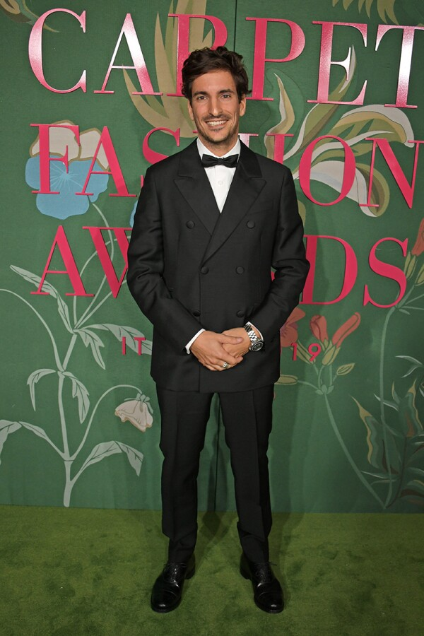 The Green Carpet Fashion Awards, Italia 2019 - Winners
