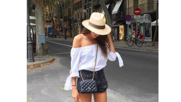 Ana Pau Ramírez encuentra la inspiración para crear sus looks en sus múltiples viajes..