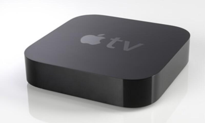 La actual Apple TV en venta es la tercera generación del producto, pero se espera una actualización. (Foto: Getty Images/Archivo )