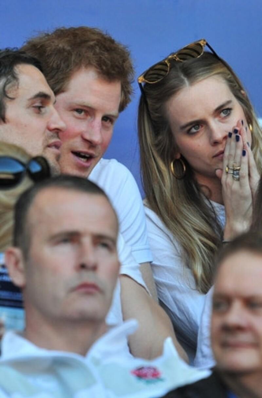 El nieto de Isabel II y su ya ex pareja solo han decidido tomarse un descanso para planificar su futuro profesional, por lo que su buena relación permanece intacta.