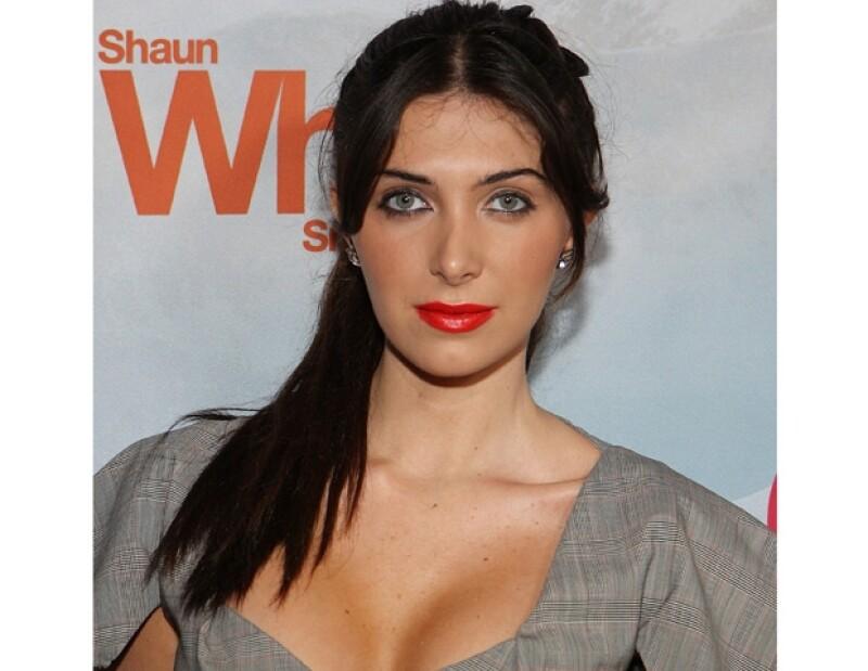 Brittny Gastineau es modelo de prestigiadas marcas.