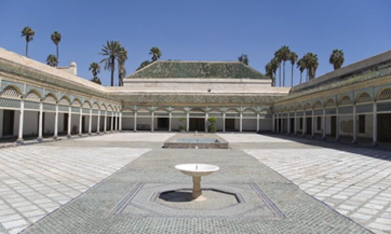 Los palacios Bahia y Badi recibieron a 1.1 millones de visitantes el pasado año. (Foto: iStock by Getty Images)