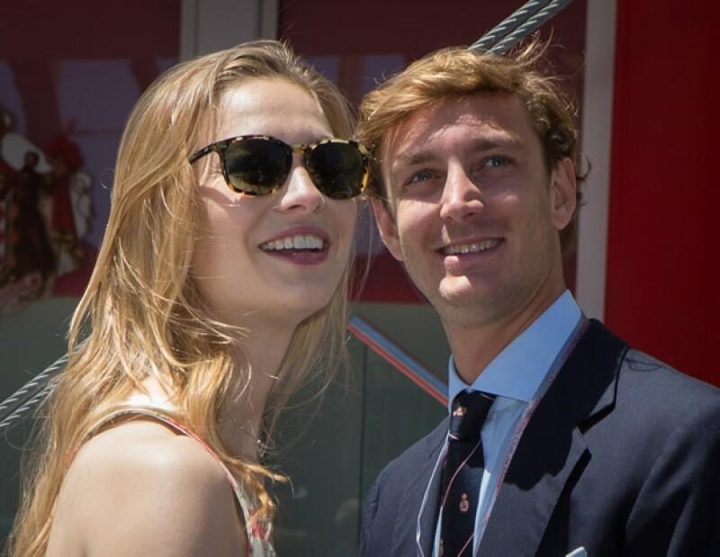 Beatrice Borromeo es 2 años mayor que Pierre Casiraghi.