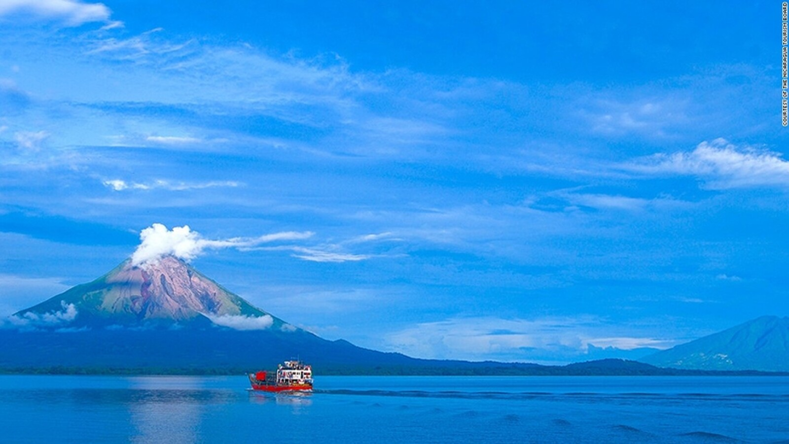 Comisión de Turismo de Nicaragua/Cortesía