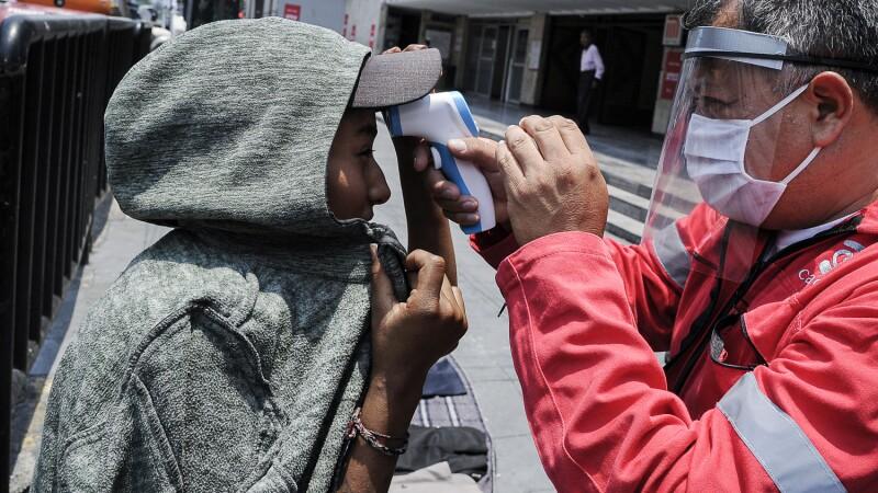 México coronavirus pobreza desempleo