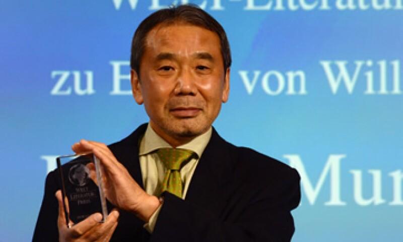 Haruki Murakami se rehúsa a aparecer en los medios de comunicación masivos. (Foto: AFP )