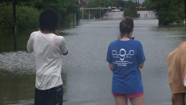 Tras el paso del huracán Harvey, Texas necesita ayuda