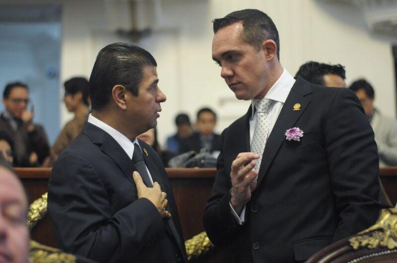 Israel Betanzos sostiene que mantendrán el control de Cuajimalpa, actualmente gobernado por Adrián Rubalcava.