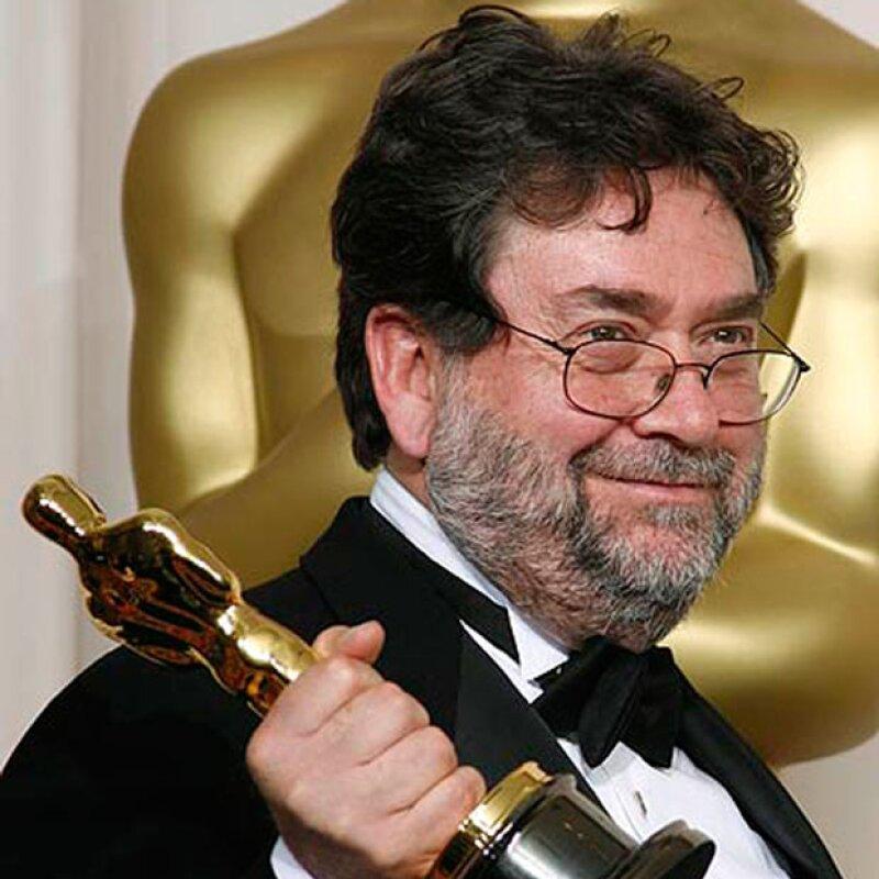Una de las películas de Guillermo del Toro de dio el premio.