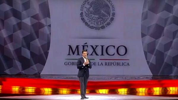 El turismo representa para México el 8.5% de su Producto Interno Bruto, dijo el presidente Enrique Peña Nieto.