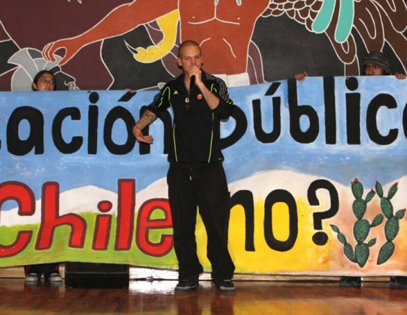 Residente dijo que tiene la idea de realizar un concierto en una de las prisiones de máxima seguridad en Guatemala.