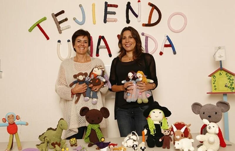 Desde el 2009, Carmen y Bárbara tienen un programa para ayudar a mujeres desamparadas.