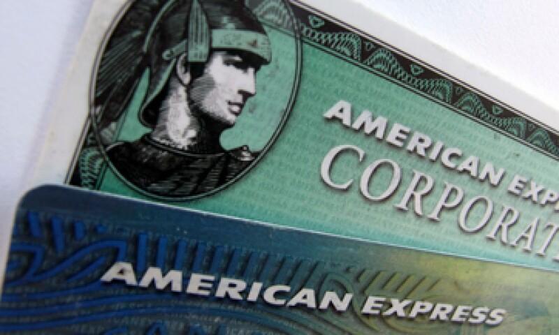 American Expres emite sus propias tarjetas, a diferencia de Visa y MasterCard. (Foto: Reuters)