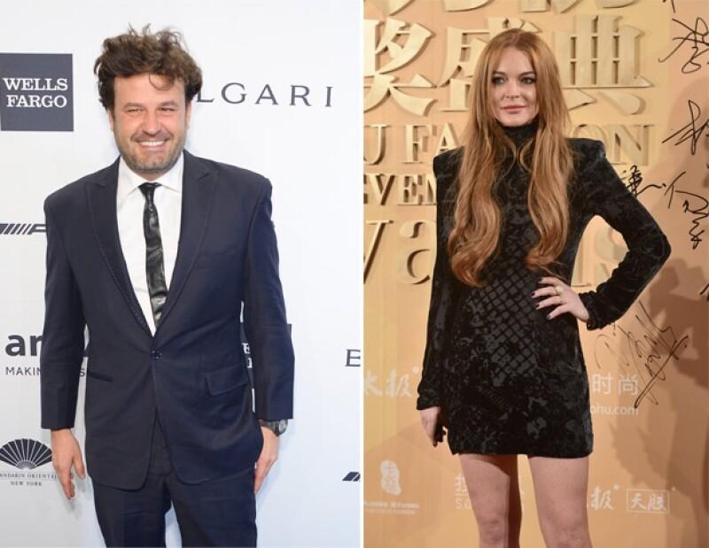 En una entrevista que supuestamente otorgó la actriz a la revista Kode, dijo que andaba con un hombre casado y con hijos, al parecer se trata del fotógrafo español Domingo Zapata.