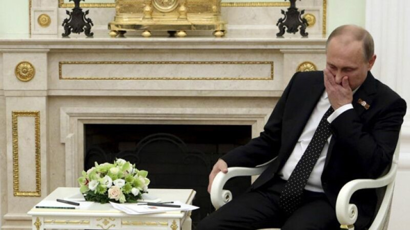 ¿En problemas? El nombre del mandatario Vladimir Putin está fuera de los documentos revelados por el ICIJ, pero destacan varios de sus aliados.