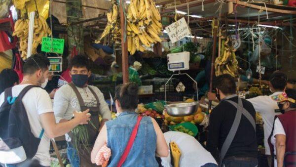 Aspectos del Mercado Hidalgo en la Colonia Doctores