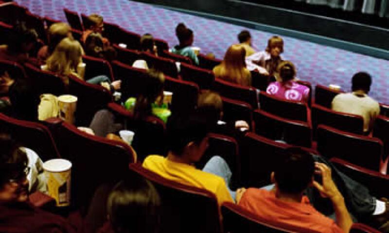El número de asistentes a la exhibición de películas alcanzó 205.2 millones, 8% de incremento respecto a 2010. (Foto: Thinkstock)