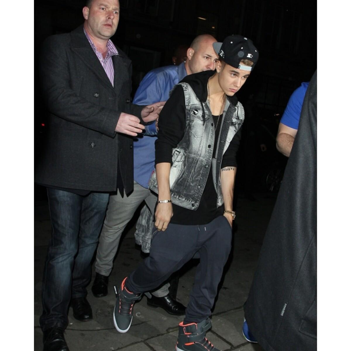 Registran casa de Justin Bieber bajo investigación por delito de asalto