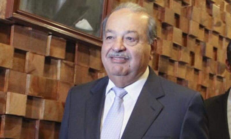 La empresa de Carlos Slim anunció en julio la venta de parte de sus activos. (Foto: Cuartoscuro)