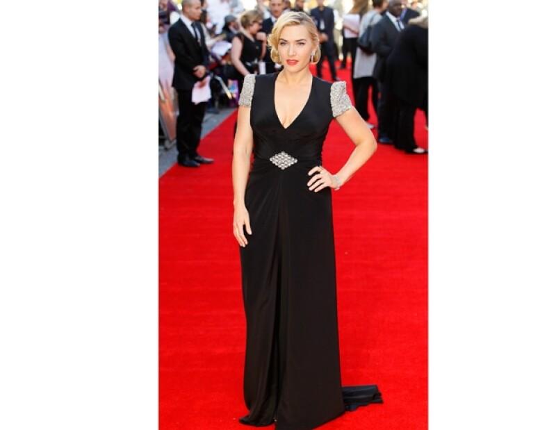 La actriz confesó que sí tuvo problemas por su peso.