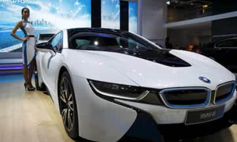El BMW i8 es considerado el auto más eficiente del mundo. (Foto: Reuters)