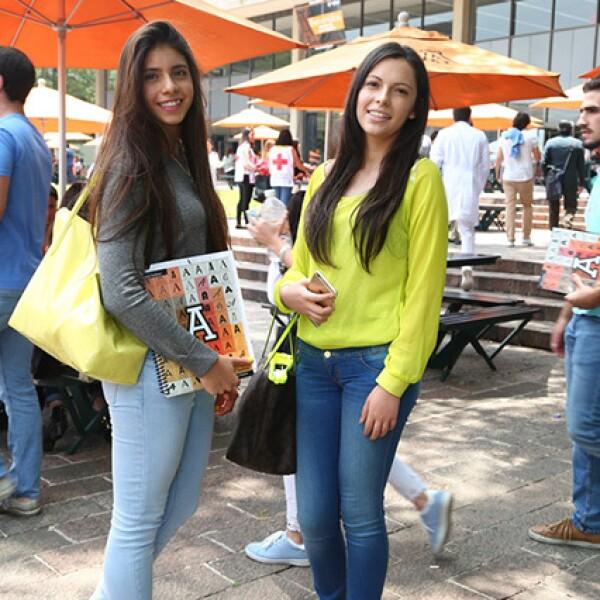 Montse Hernández y Jessica Valencia